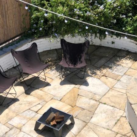 Songbird Vivenda Alfresco Courtyard