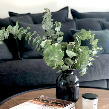 Songbird Lounge Vase and Books